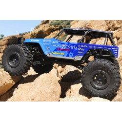 Wraith Jeep Wrangler RTR Poison spider - Axial