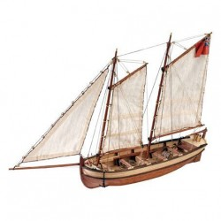 Artesania Latina 1/50 HMS Endeavour's Longboat
